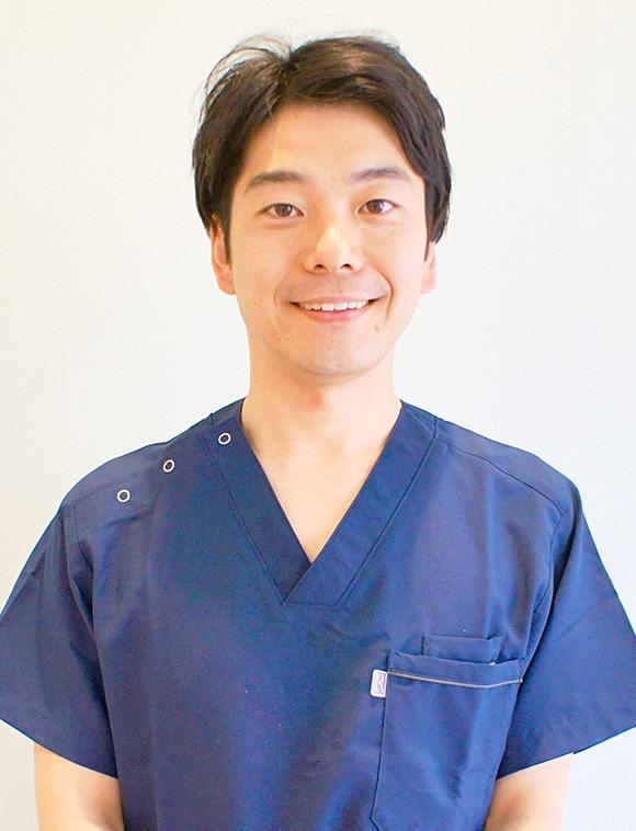 加美東さはら歯科 院長 佐原 翔太